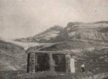 Antigua cuadra. Lugar del actual Punto Limpio